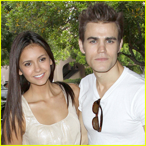 Nina Dobrev Wants to Put an End to Rumors She & Paul Wesley 'Didn't Get Along' While Filming 'Vampire Diaries'