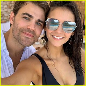 Nina Dobrev & Paul Wesley Mock Reports That Say They 'Despise' Each Other