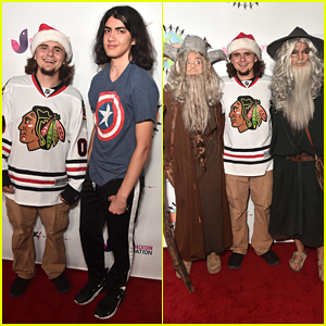 Paris Jackson Is So Proud of Brother Prince After Heal LA Costume Party Fundraiser