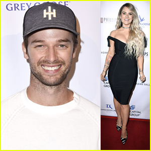 Patrick Schwarzenegger Steps Out For Imagine LA's Charity Concert Event