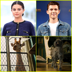 See Selena Gomez & Tom Holland's Characters in 'Dolittle' Trailer - Watch Now!