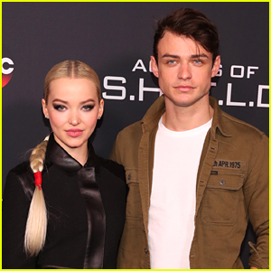 Thomas Doherty Says Dove Cameron Is Definitely 'The One'