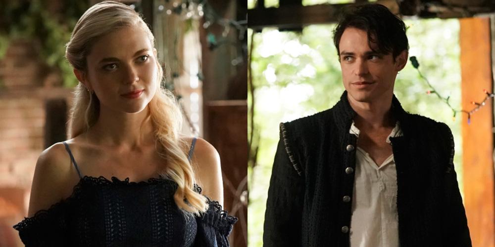 Jenny Boyd Describes Thomas Doherty's Vampire Character as 'Smolderhalder 2.0′