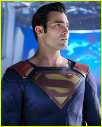 Tyler Hoechlin Celebrates 'Superman & Lois' TV Series News