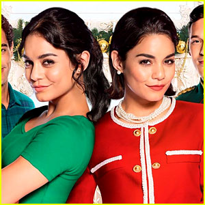 Vanessa Hudgens To Return For 'The Princess Switch: Switched Again' Sequel!