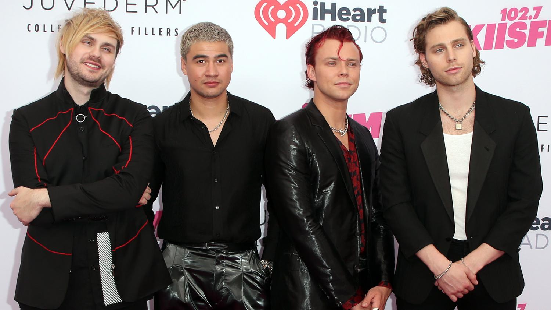 5 Seconds of Summer Announce 'No Shame Tour' 2020