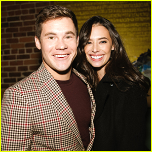 Adam Devine Changed His Proposal to Chloe Bridges Because He Got Nervous