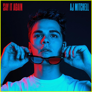 AJ Mitchell Talks About His Upcoming Album & Debuts New Song 'Say It Again' - Listen Here!