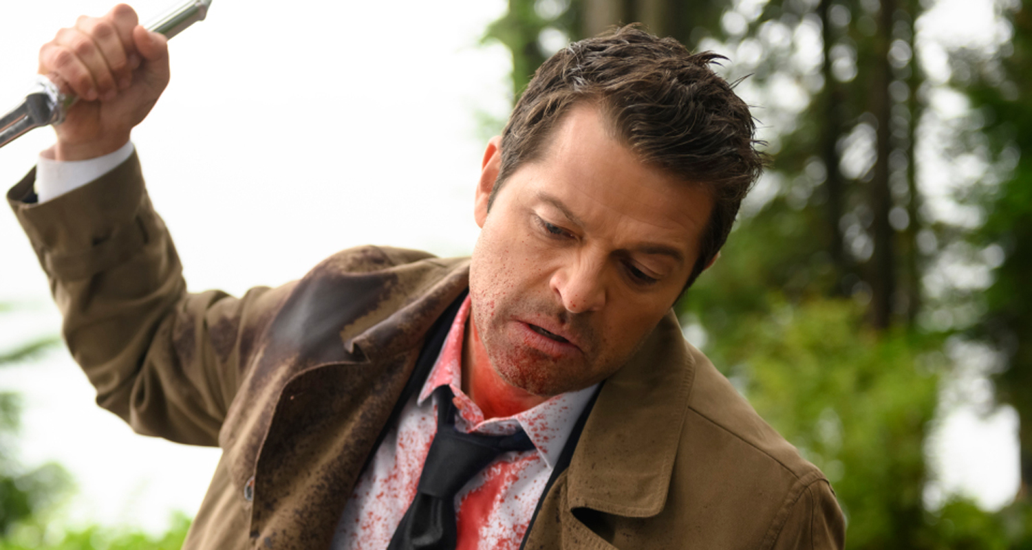 Castiel Returns In Bloody Way On All New 'Supernatural' Tonight