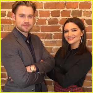 Chord Overstreet Returning To TV As Katie Stevens' Brother on 'The Bold Type'
