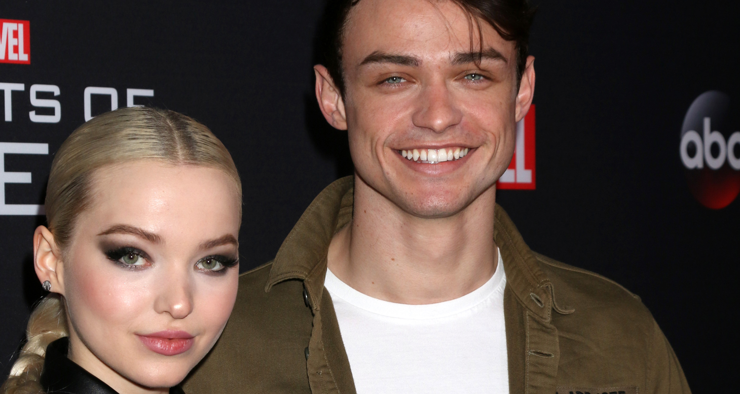 Dove Cameron Feels So Lucky To Be Loved By Thomas Doherty
