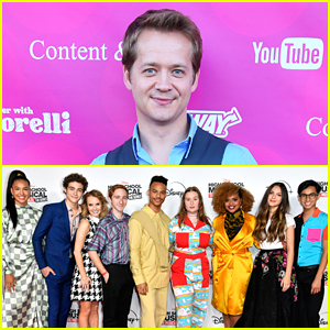 This Former Disney Channel Star Worked On 'High School Musical: The Musical: The Series'!