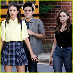 Danielle Rose Russell Talks About The Love Triangle With Hope, Landon & Josie on 'Legacies'