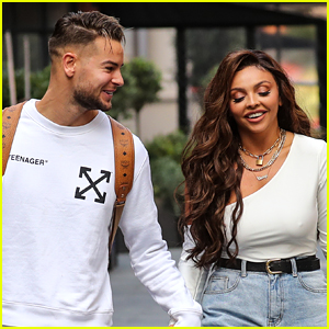 Jesy Nelson & Chris Hughes Refer To Each Other as 'Future' Husband & Wife in Sweet Social Media Notes
