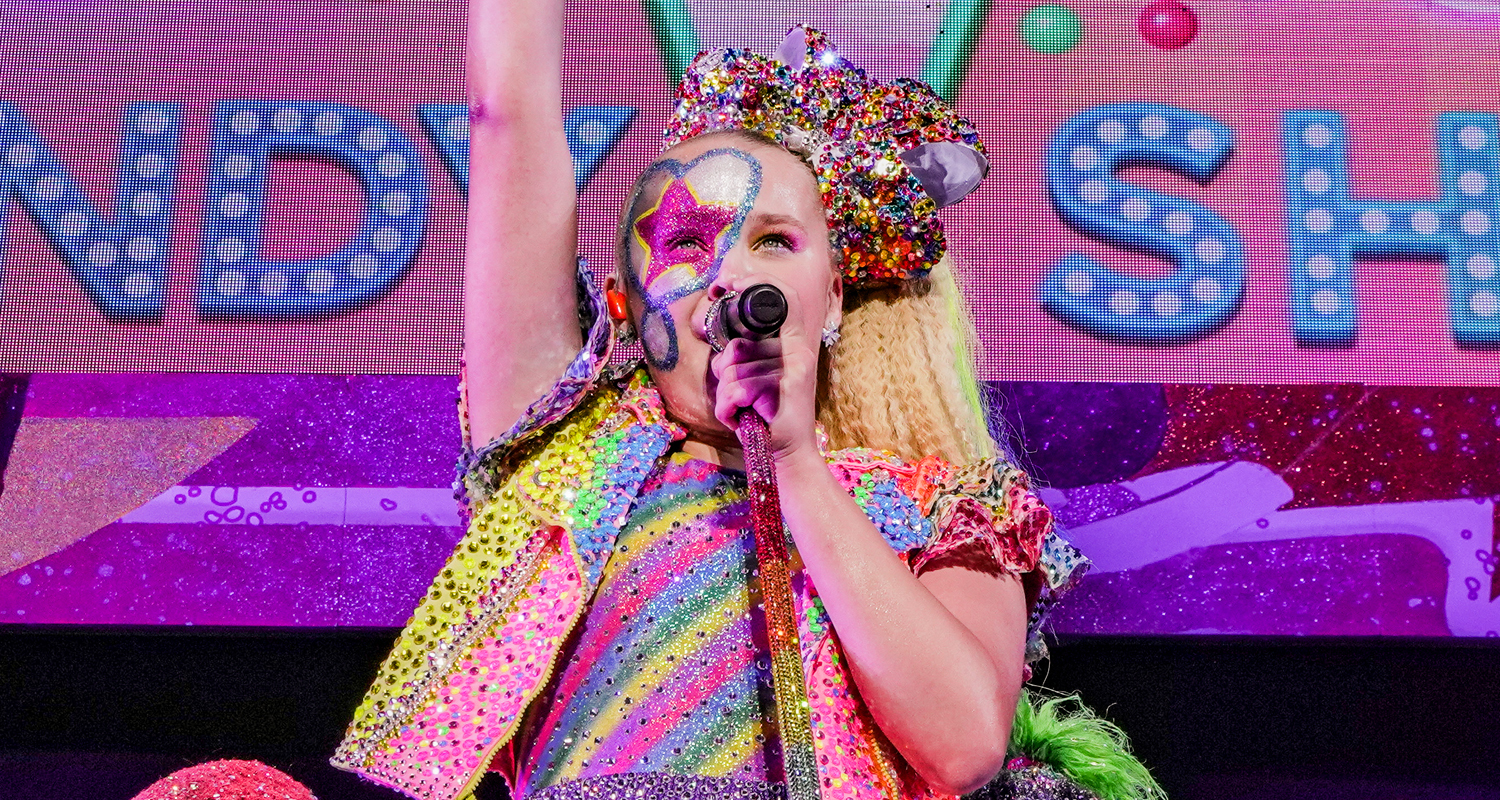 JoJo Siwa Expands D.R.E.A.M. The Tour, Adds 50 New North American Dates!