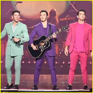 The Jonas Brothers Say Goodbye to Their Old Tour Wardrobe