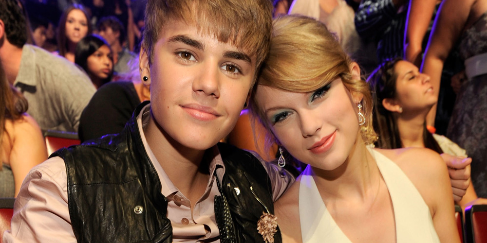 Justin Bieber Seems to Support Scooter Braun Again Amid Taylor Swift AMAs Battle