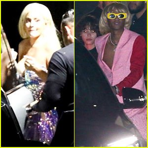 Kylie Jenner & Jaden Smith Party With Drake at His Halloween Bash