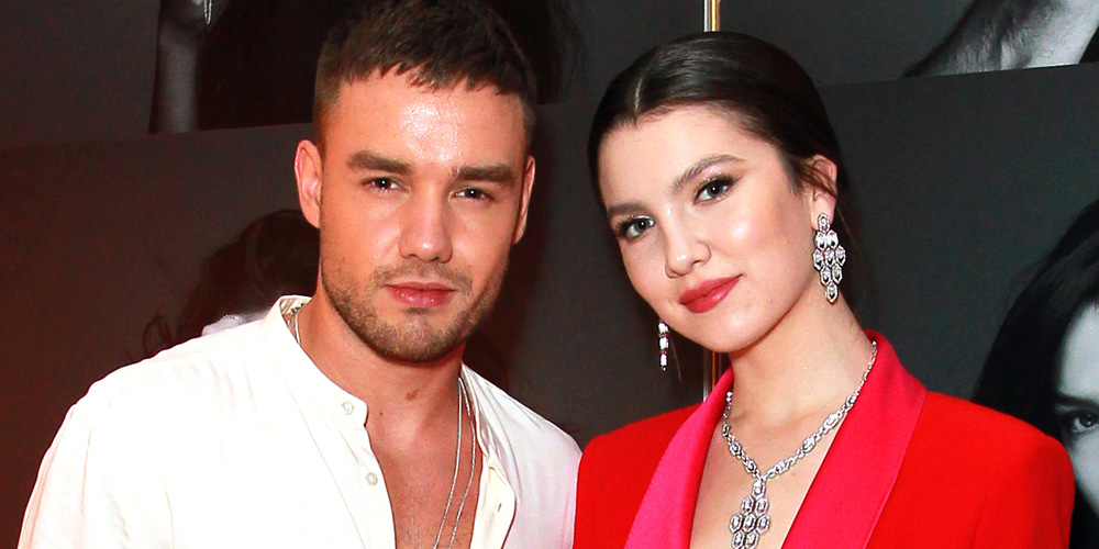 Liam Payne Supports Maya Henry at Bvlgari's Christmas Light Switch On For Save The Children's Give Hope Campaign