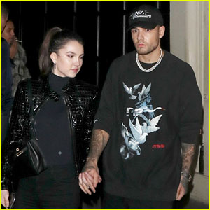 Liam Payne Spends a Late Night Out with Girlfriend Maya Henry