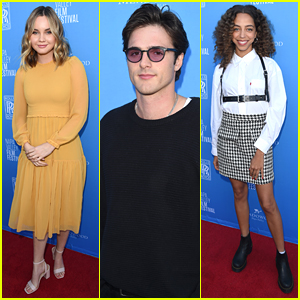 Liana Liberato & Jacob Elordi Are Rising Stars at Napa Valley Film Festival 2019