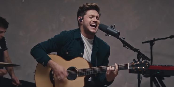 Niall Horan Performs Acoustic Version of 'Nice to Meet Ya' – Watch Now! - Just Jared Jr.