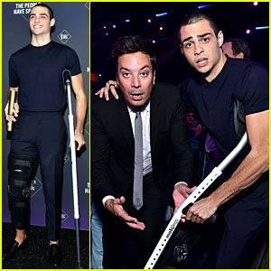 Noah Centineo Just Realized He's Funny at the People's Choice Awards 2019!
