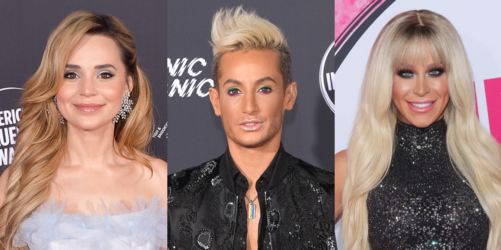 Rosanna Pansino, Frankie Grande & Gigi Gorgeous Present at American Influencer Awards 2019
