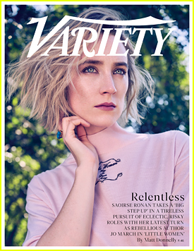 Saoirse Ronan Opens Up About Why She Didn't Feel As Much Pressure To Play Jo 'Little Women'