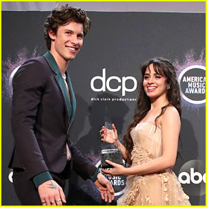 Camila Cabello Is 'An Unbelievable Human Being,' Shawn Mendes Says After AMAs 2019