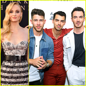 Sophie Turner Has Best Reaction To Jonas Brothers' Grammy Nomination