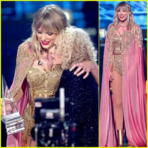 Watch Taylor Swift's Artist of the Decade Speech at AMAs 2019 (Video)