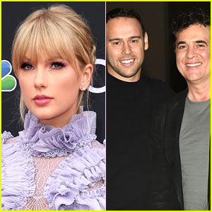 Taylor Swift Needs Her Fans Help Amid Latest Battle with Scooter Braun & Scott Borchetta