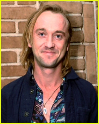 Tom Felton Dons Slytherin Robes Once Again in New Instagram