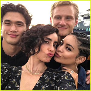 Vanessa Hudgens & Charles Melton Wrap Filming on 'Bad Boys For Life' After New Trailer Drops