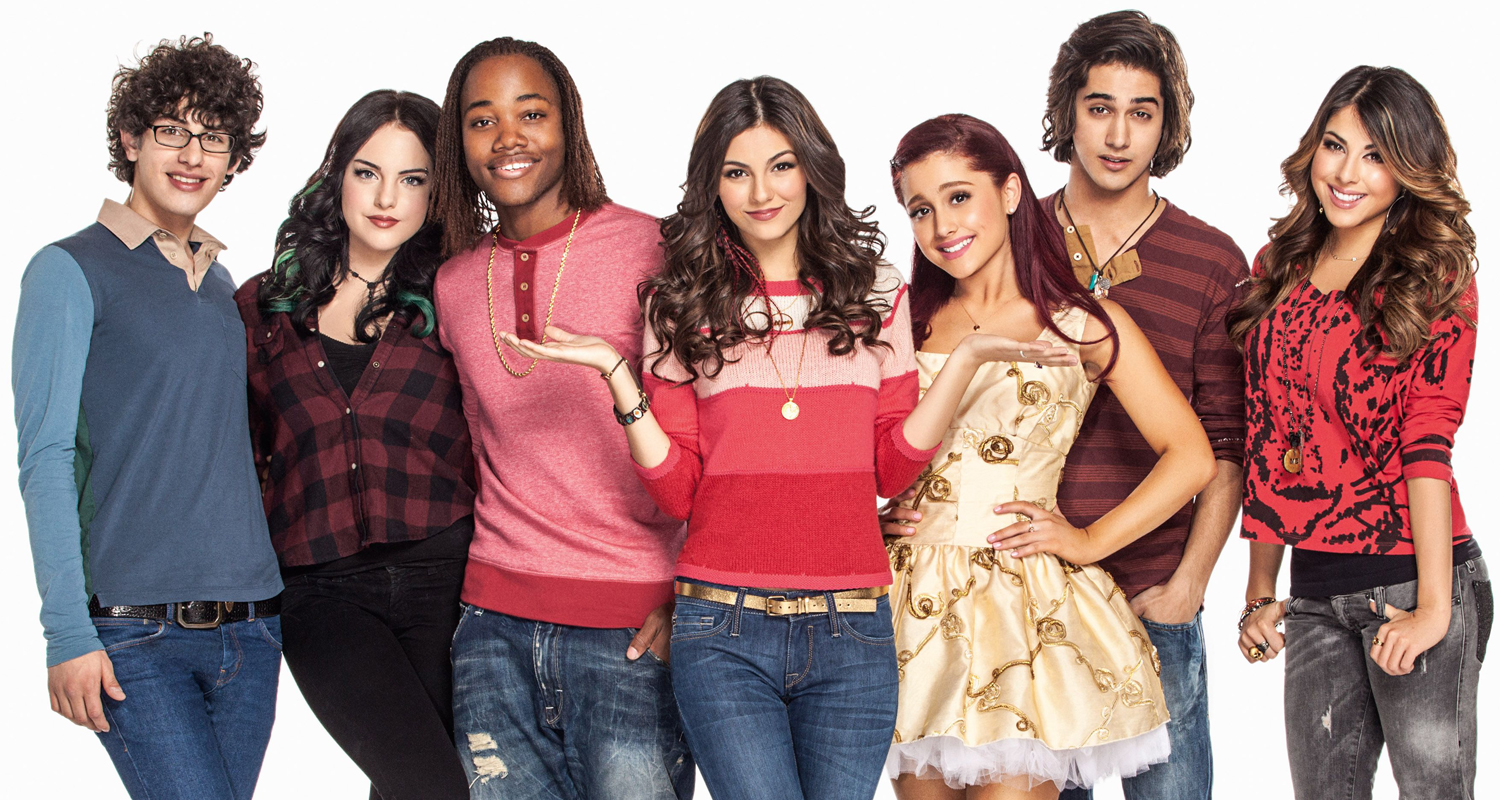 Victoria Justice, Ariana Grande & More React To 'Victorious' Being Added to Netflix