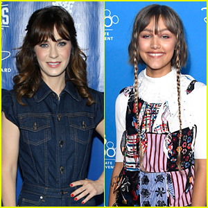 Zooey Deschanel Puts Grace VanderWaal's 'New Girl' Knowledge To The Test!