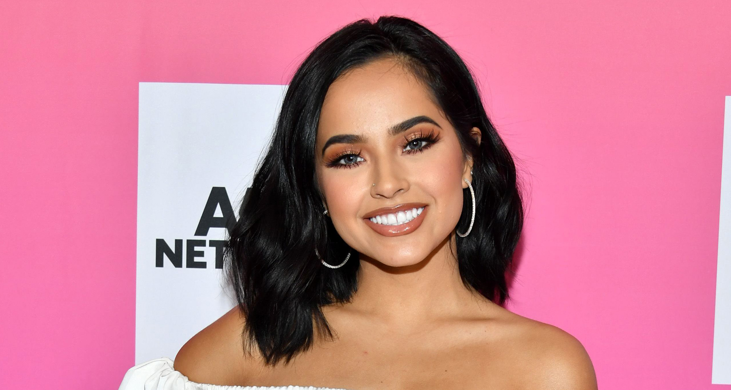 Becky G Is Joining Forces With