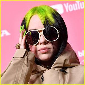 Billie Eilish Says She Was 'Freaked Out' About Getting Billboard Woman of the Year Award (Video)