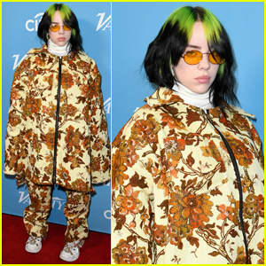 Billie Eilish is Honored at Variety's Hitmakers Brunch 2019!