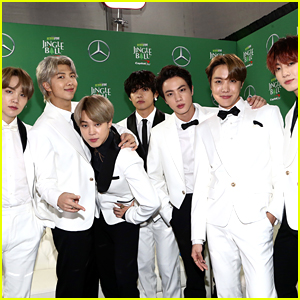 BTS Steal Our Hearts & The Show at the Jingle Ball Tour Stop in LA