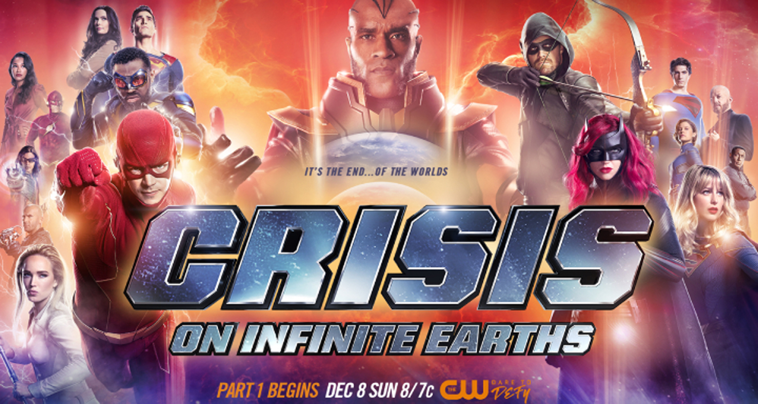Barry Tells Iris It's Time For Him To Die In 'Crisis On Infinite Earths' Extended Trailer – Watch Now!