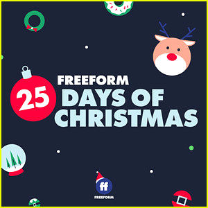 Freeform Unveils '25 Days of Christmas' 2019 Lineup - See It Now!
