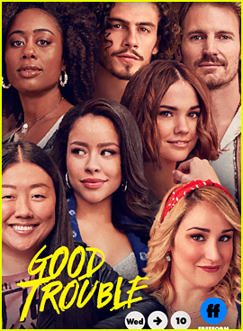 'Good Trouble' Teases Intense Season 2B In New Trailer - Watch Now!