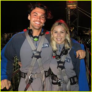 Grayson Dolan Climbs Sydney Harbour Bridge With Friend Samantha Jurman