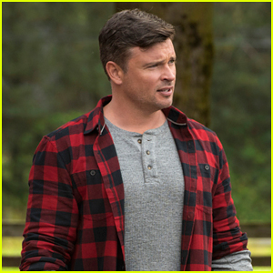 How Did Tom Welling React to His 'Smallville' Scene In 'Crisis On Infinite Earths' Part 2?
