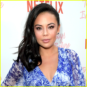 Janel Parrish Honors Late Grandmother With New Tattoo