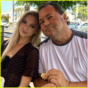 Jordyn Jones Updates Fans Following Her Father's Passing