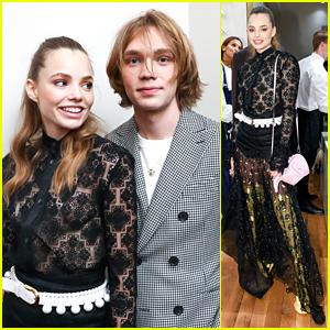 Kristine Froseth & Charlie Plummer Celebrate Opening of Loewe New York