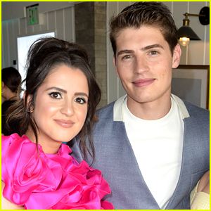 Laura Marano Opens Up About A Special Scene She Filmed With Gregg Sulkin in 'A Cinderella Story: Christmas Wish'